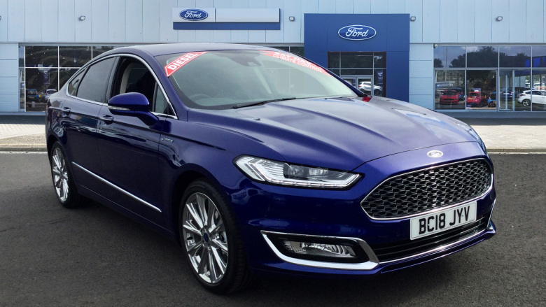 Ford Mondeo Vignale 2.0 Tdci 210 4Dr Powershift Diesel Saloon