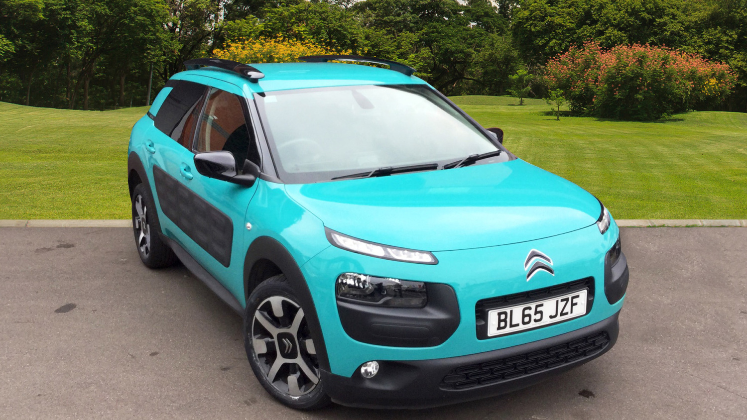 used citroen c4 cactus 1 2 puretech 110 flair 5dr petrol hatchback for sale vertu volkswagen. Black Bedroom Furniture Sets. Home Design Ideas