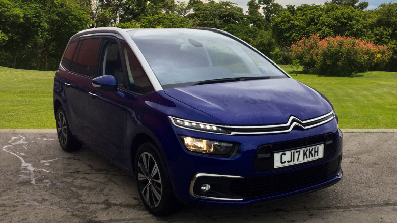 Citroen Grand C4 Picasso 1.6 Bluehdi Flair 5Dr Diesel Estate