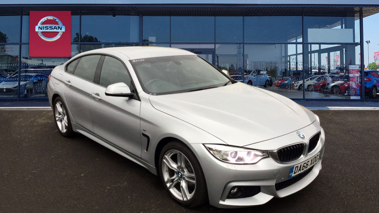 BMW 4 Series 420d [190] M Sport 5dr Auto [Professional Media] Diesel Hatchback