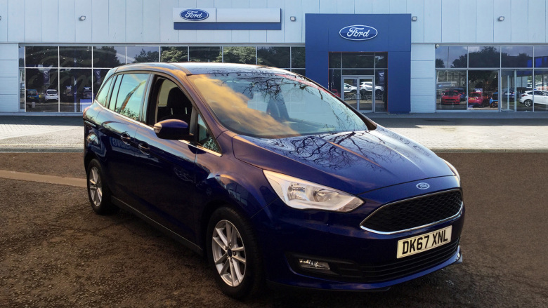 Ford Grand C-MAX 1.5 TDCi Zetec 5dr Diesel Estate