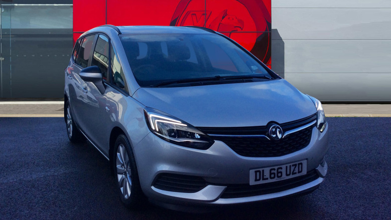 Vauxhall Zafira Tourer 1.4T Design 5dr Petrol Estate