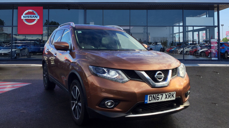 Nissan X-Trail 2.0 dCi Tekna SE 5dr Xtronic [7 Seat] Diesel Station Wagon
