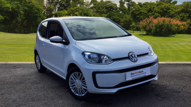 Volkswagen Up 1.0 Move Up 3dr [Start Stop] Petrol Hatchback