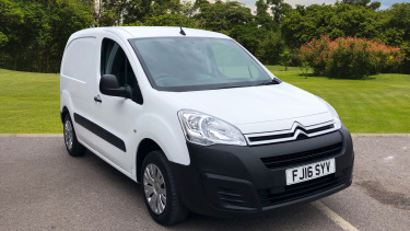 Citroen Berlingo L1 Diesel 1.6 HDi 625Kg Enterprise 75ps