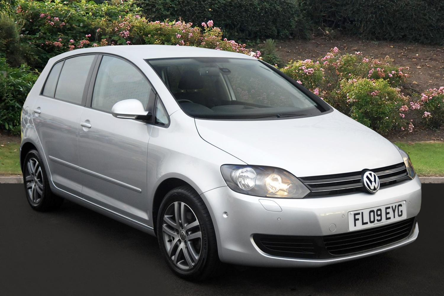 used volkswagen golf plus 2 0 tdi 110 se 5dr diesel. Black Bedroom Furniture Sets. Home Design Ideas
