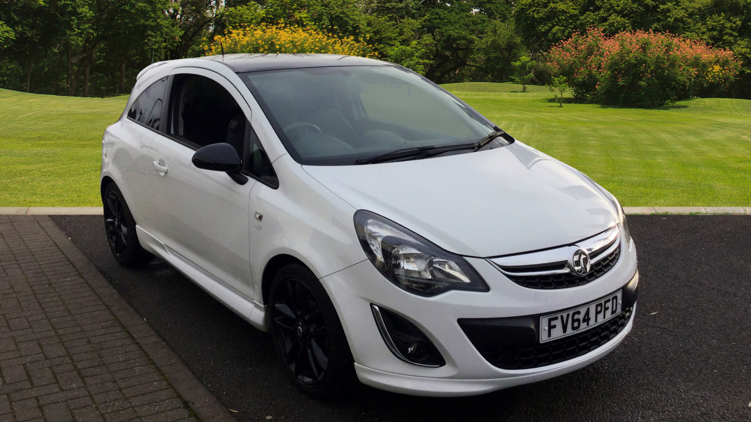 Used Vauxhall Corsa 1 2 Limited Edition 3dr Petrol