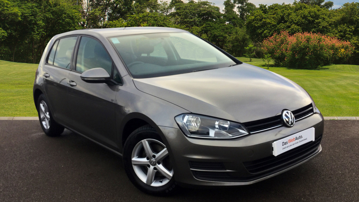 used volkswagen golf 1 4 tsi s 5dr petrol hatchback for. Black Bedroom Furniture Sets. Home Design Ideas