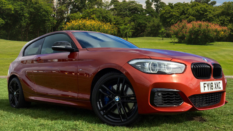 BMW 1 Series M140I Shadow Edition 3Dr Petrol Hatchback