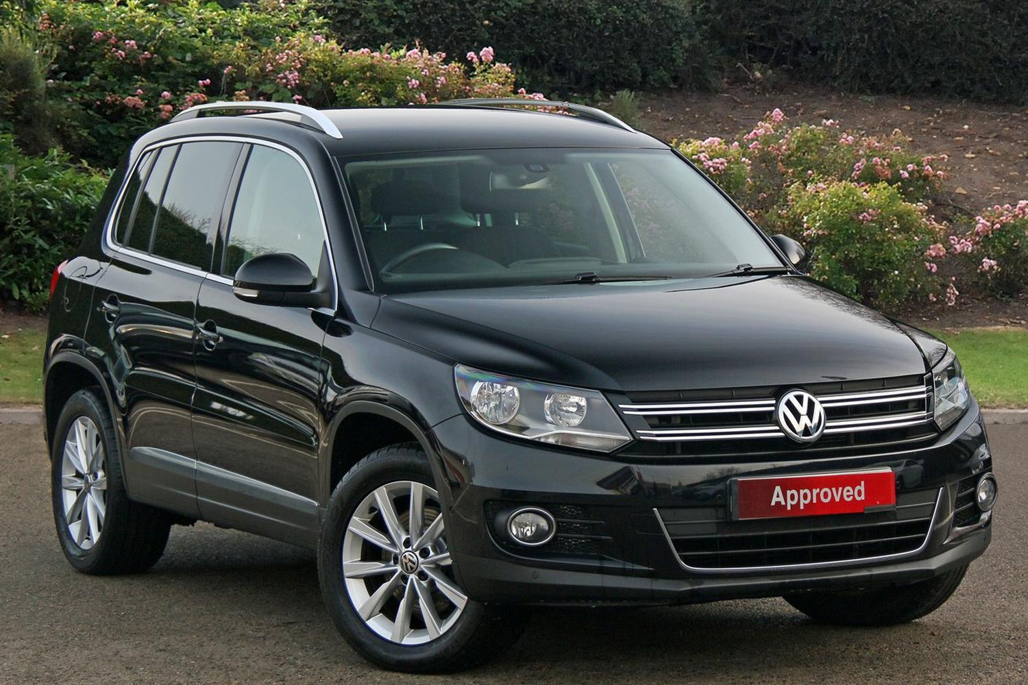 used volkswagen tiguan 2 0 tdi se 170 5dr diesel estate for sale vertu volkswagen. Black Bedroom Furniture Sets. Home Design Ideas