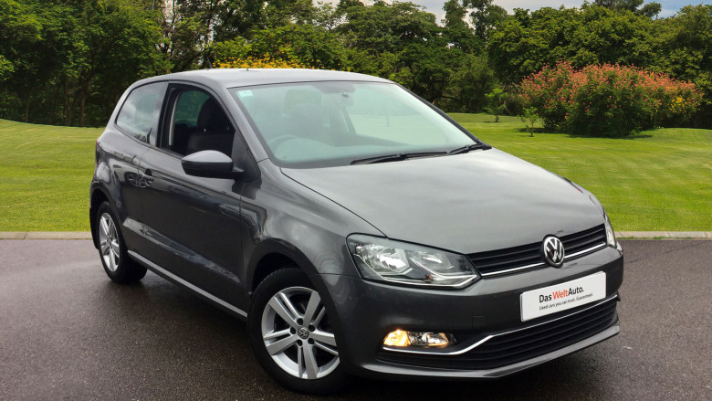 Volkswagen Polo 1.2 TSI Match 3dr Petrol Hatchback