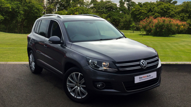 Volkswagen Tiguan 2.0 Tdi Bluemotion Tech Match Edition 150 5Dr 2Wd Diesel Estate