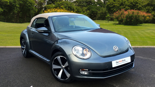Volkswagen Beetle 1.6 TDI BlueMotion Tech Design 2dr Diesel Cabriolet