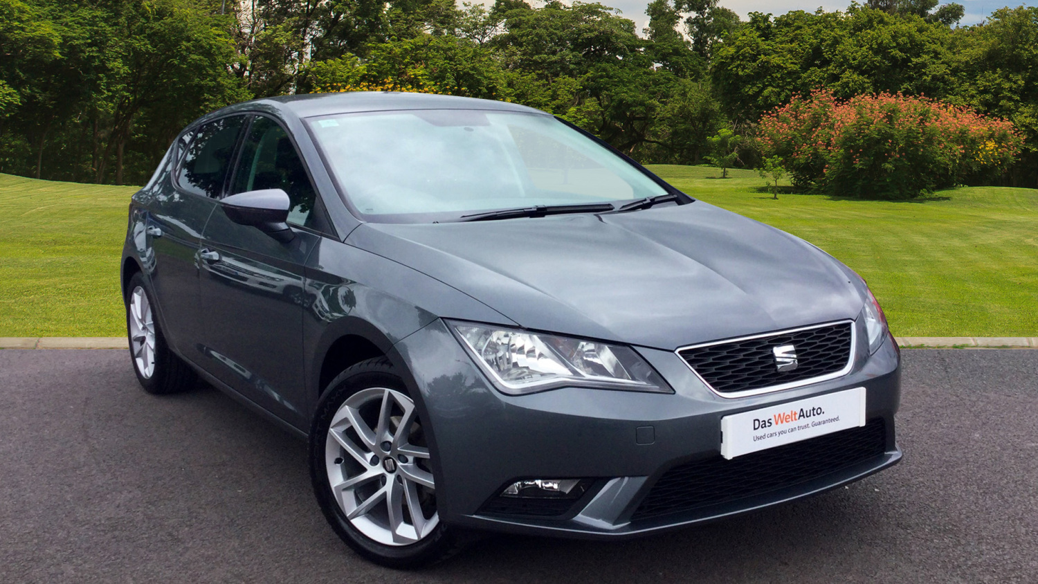 used seat leon 1 2 tsi 110 se 5dr petrol hatchback for sale vertu volkswagen. Black Bedroom Furniture Sets. Home Design Ideas