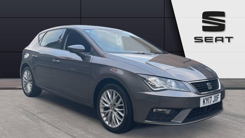 used seat leon 1 6 tdi se dynamic technology 5dr diesel hatchback for sale vertu volkswagen. Black Bedroom Furniture Sets. Home Design Ideas