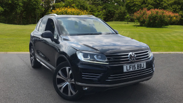 Used Volkswagen Touareg cars for Sale | Vertu Volkswagen