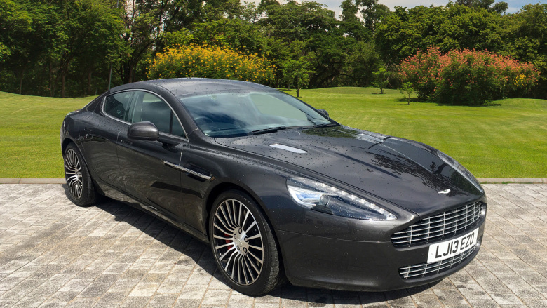 Aston Martin Rapide V12 4dr Touchtronic Auto Petrol Saloon