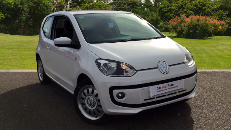Volkswagen Up 1.0 High Up 3Dr Asg Petrol Hatchback