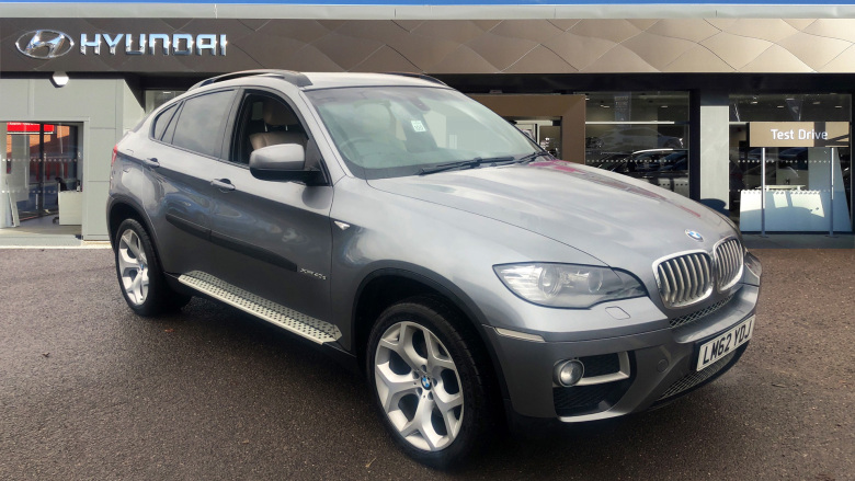 BMW X6 Xdrive40D 5Dr Step Auto Diesel Estate