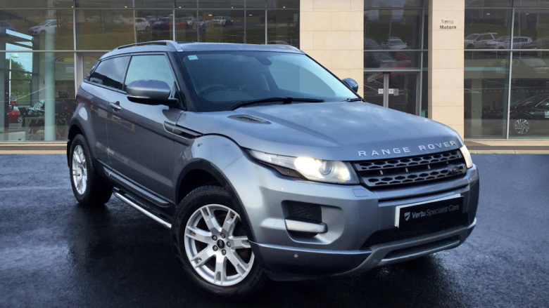 Land Rover Range Rover Evoque 2.2 TD4 Pure 3dr [Tech Pack] Diesel Coupe