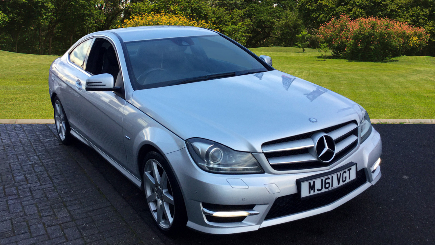 Used Mercedes Benz C Class C250 Cdi Blueeff Amg Sport