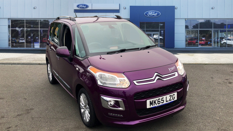 Citroen C3 Picasso 1.6 Bluehdi Exclusive 5Dr Diesel Estate