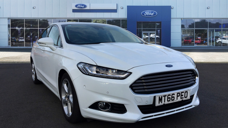 Ford Mondeo 1.5 Ecoboost Titanium 5Dr Auto Petrol Hatchback