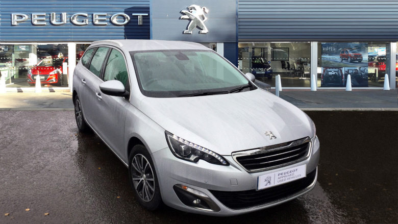 Peugeot 308 1.6 Bluehdi 120 Allure 5Dr Diesel Estate