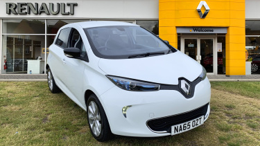 Renault Zoe 65kW i-Dynamique Nav 22kWh 5dr Auto Electric Hatchback