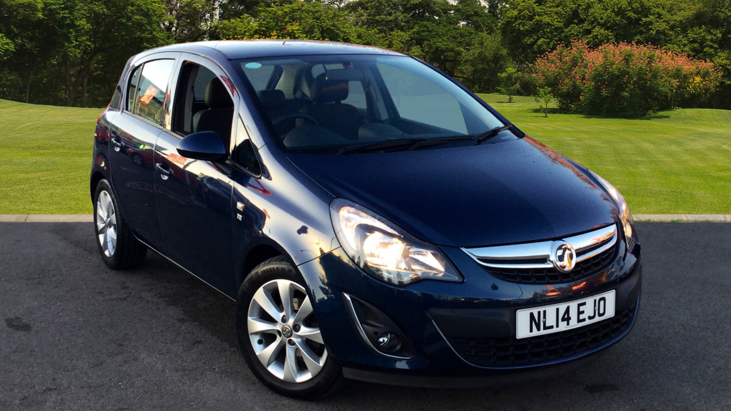 used vauxhall corsa 1 0 ecoflex excite 5dr ac petrol. Black Bedroom Furniture Sets. Home Design Ideas