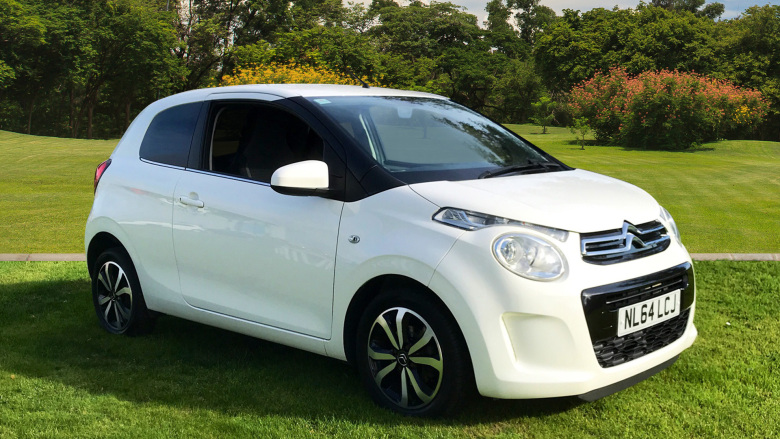 Citroen C1 1.0 Vti Flair 3Dr Petrol Hatchback