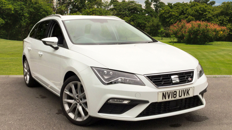 SEAT Leon 2.0 Tdi 184 Fr Technology 5Dr Diesel Estate