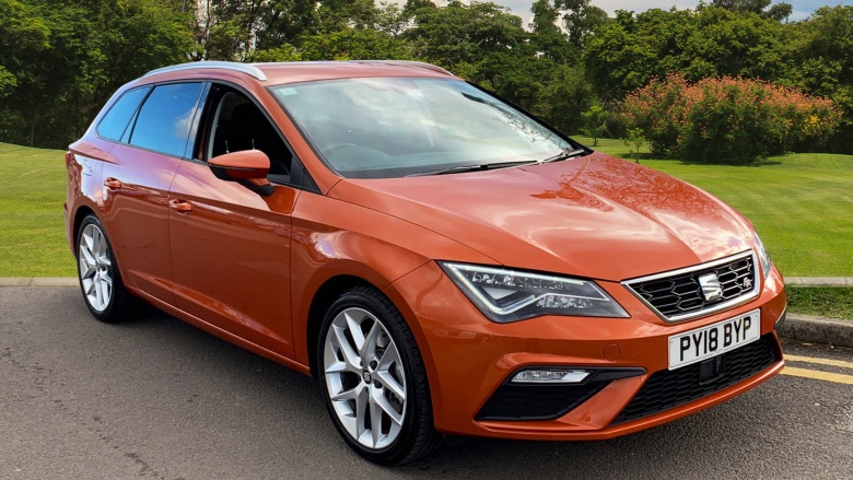 SEAT Leon 1.8 TSI FR Technology 5dr DSG Petrol Estate