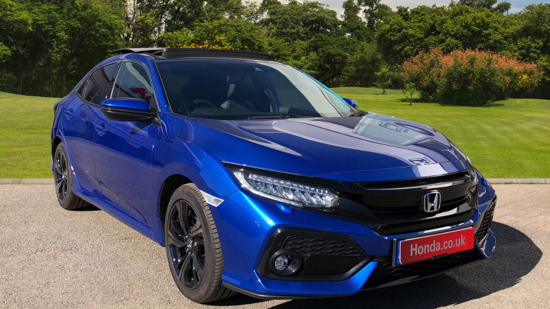 Honda Civic 1.6 I-Dtec Ex 5Dr [tech Pack] Diesel Hatchback