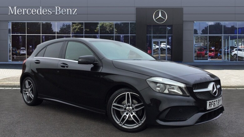 Mercedes-Benz A-Class A180 AMG Line Executive 5dr Auto Petrol Hatchback