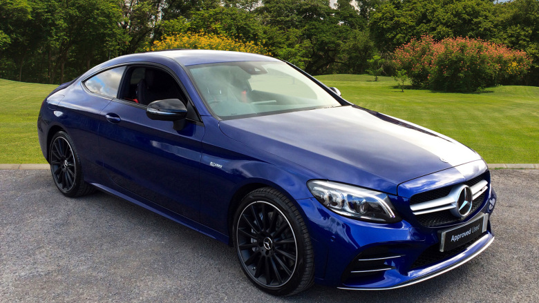 Mercedes-AMG C-Class C43 4Matic Premium 2Dr 9G-Tronic Petrol Coupe