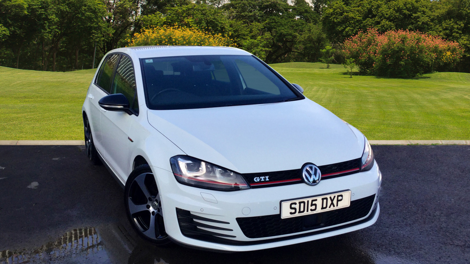 Used Volkswagen Golf 2 0 Tsi Gti 5dr Petrol Hatchback For