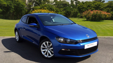 Volkswagen Scirocco 2.0 TDi BlueMotion Tech GT 3dr DSG [Nav/Leather] Diesel Coupe
