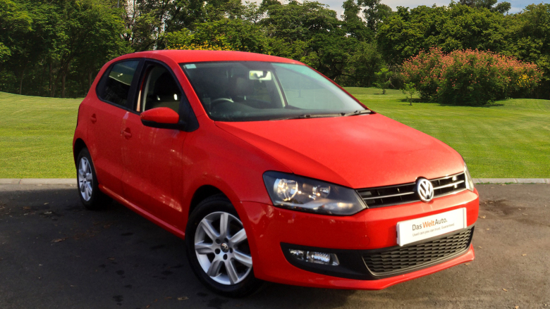 Volkswagen Polo 1.2 70 Match Edition 5dr Petrol Hatchback
