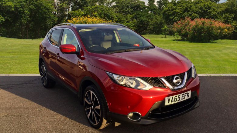 Nissan Qashqai 1.6 Dci Tekna [non-Panoramic] 5Dr Diesel Hatchback