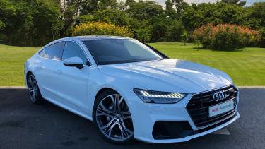 Used Audi A7 Cars For Sale Vertu Volkswagen