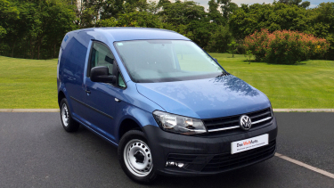 Volkswagen Caddy C20 Diesel 2.0 TDI BlueMotion Tech 102PS Startline Van