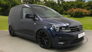 1463742fdd Volkswagen Caddy C20 Diesel 2.0 TDI BlueMotion Tech 102PS Highline Van