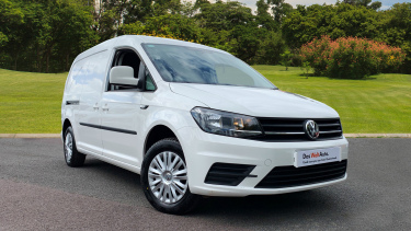Volkswagen Caddy Maxi C20 Diesel 2.0 TDI BlueMotion Tech 102PS Trendline [AC] Van