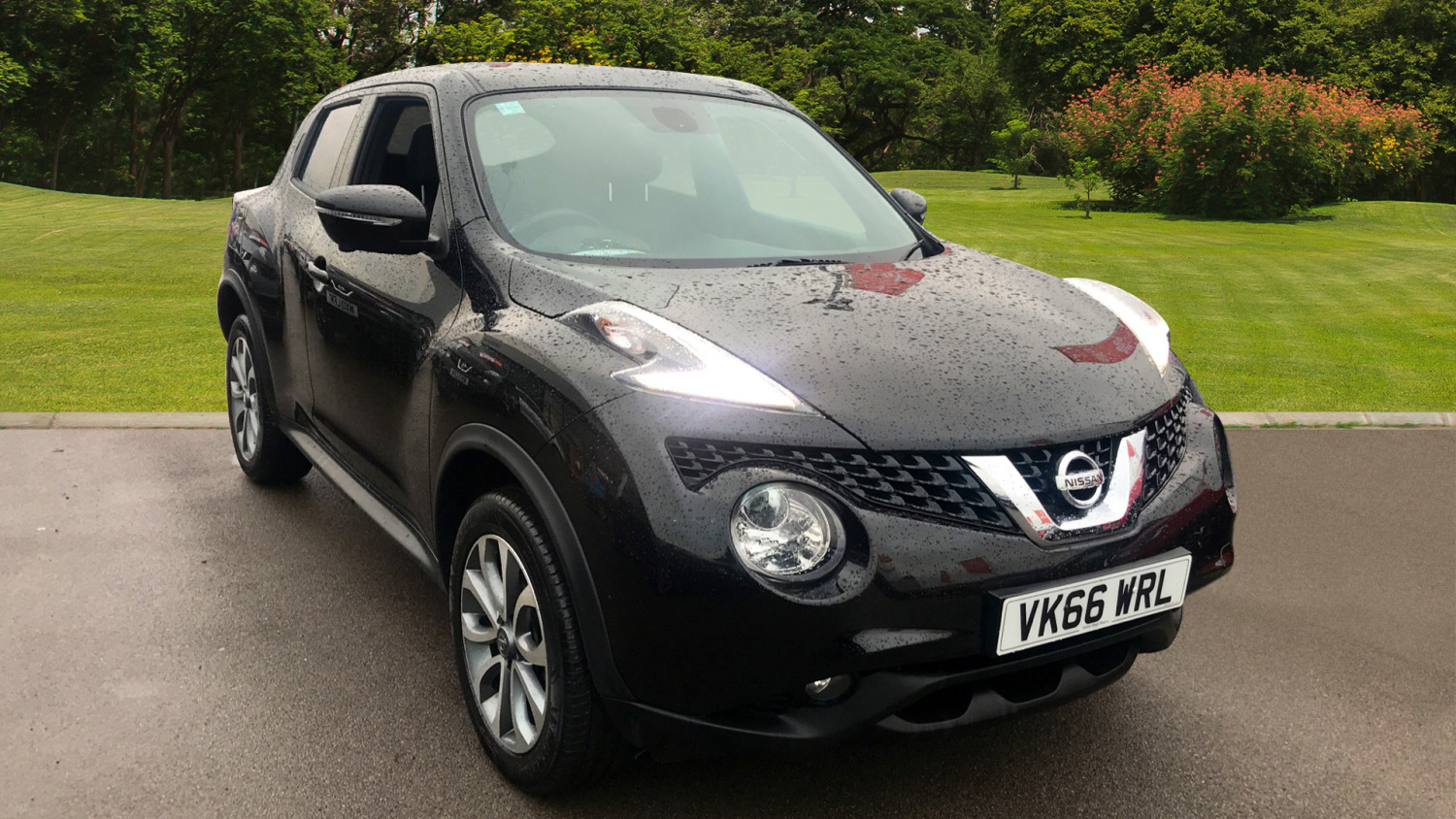 used nissan juke 1 5 dci tekna 5dr diesel hatchback for. Black Bedroom Furniture Sets. Home Design Ideas