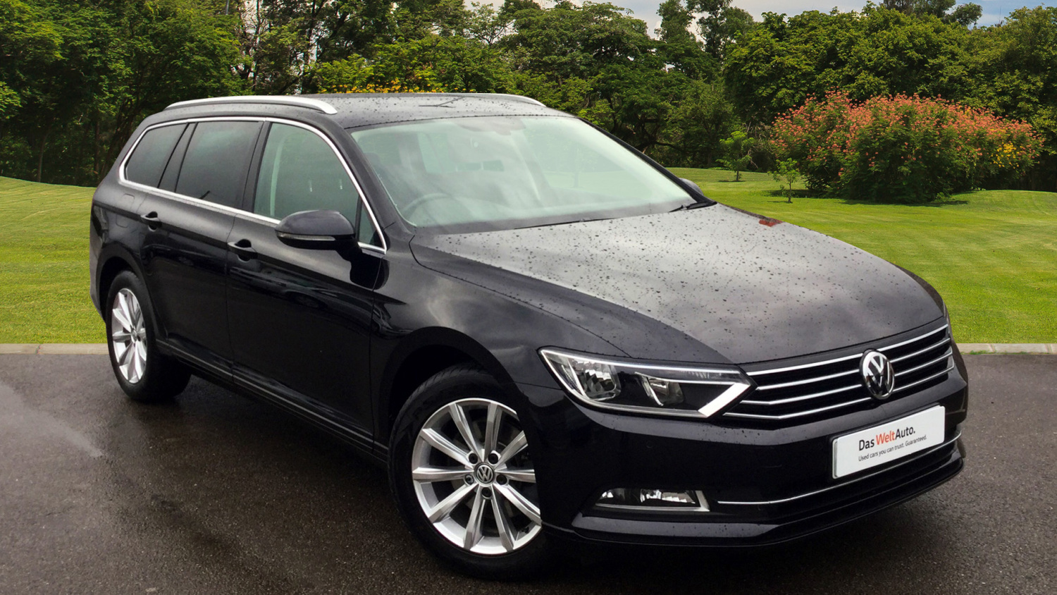 used volkswagen passat 2 0 tdi se business 5dr diesel. Black Bedroom Furniture Sets. Home Design Ideas