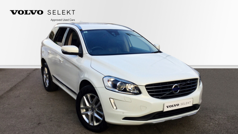 Volvo Xc60 D4 [190] SE Lux Nav 5dr Geartronic Diesel Estate