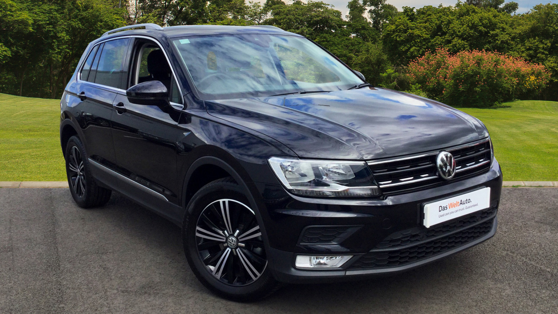 Used Volkswagen Tiguan 2.0 Tdi Bmt 150 4Motion Se Nav 5Dr Dsg Diesel Estate for Sale | Vertu ...