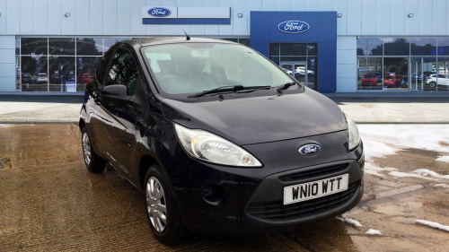 Ford Ka 1.2 Edge 3dr Petrol Hatchback