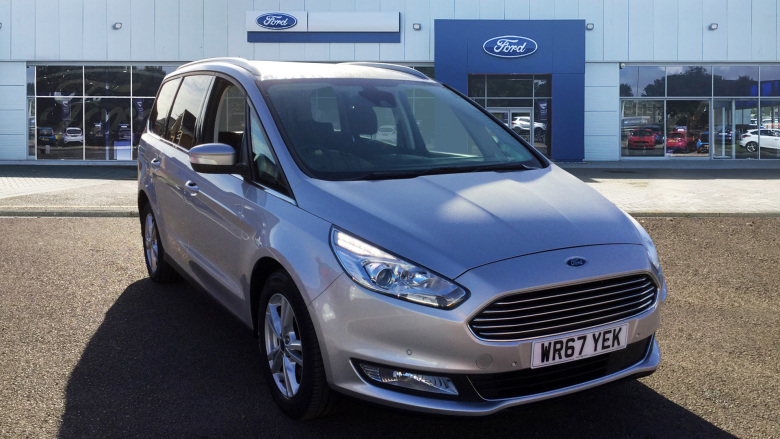 Ford Galaxy 2.0 Tdci 180 Titanium 5Dr Diesel Estate